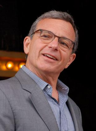 Picture of quotation author Bob Iger