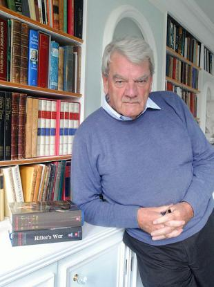 Picture of quotation author David Irving