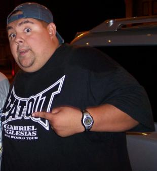 Picture of quotation author Gabriel Iglesias
