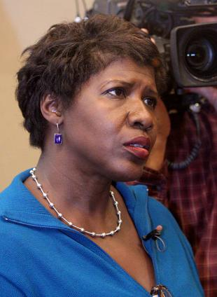 Picture of quotation author Gwen Ifill