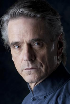 Picture of quotation author Jeremy Irons