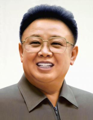 Picture of quotation author Kim Jong Il