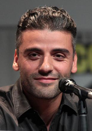 Picture of quotation author Oscar Isaac