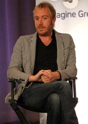 Picture of quotation author Rhys Ifans