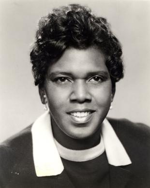 Picture of quotation author Barbara Jordan