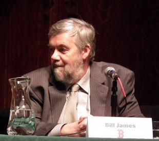 Picture of quotation author Bill James