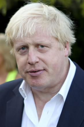 Picture of quotation author Boris Johnson