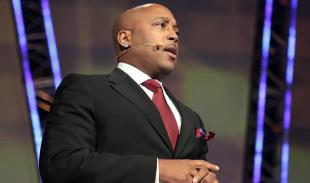Picture of quotation author Daymond John