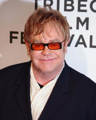 Picture of quotation author Elton John