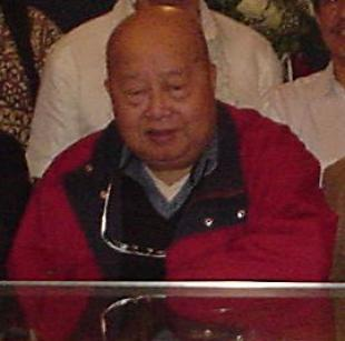 Picture of quotation author F. Sionil Jose