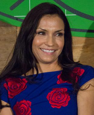 Picture of quotation author Famke Janssen