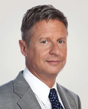 Picture of quotation author Gary Johnson