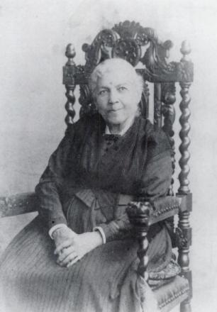 Picture of quotation author Harriet Ann Jacobs