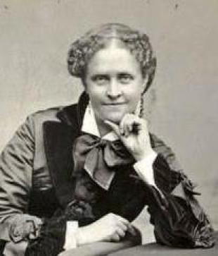 Picture of quotation author Helen Hunt Jackson