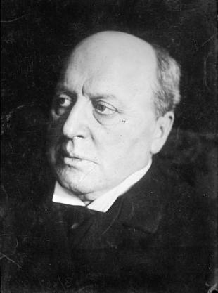 Picture of quotation author Henry James
