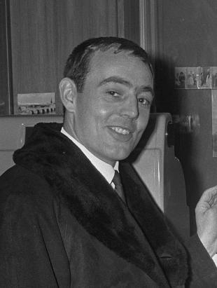 Picture of quotation author Ian St. John