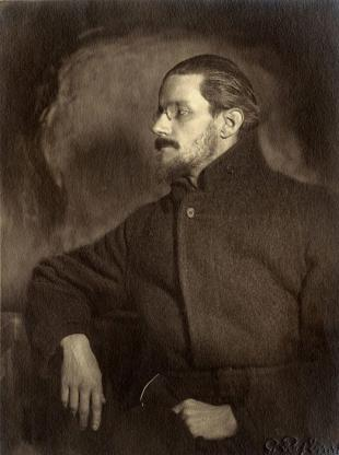 Picture of quotation author James Joyce