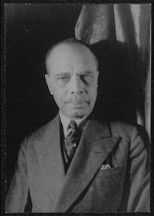 Picture of quotation author James Weldon Johnson