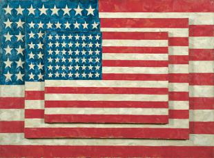 Picture of quotation author Jasper Johns