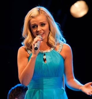 Picture of quotation author Katherine Jenkins