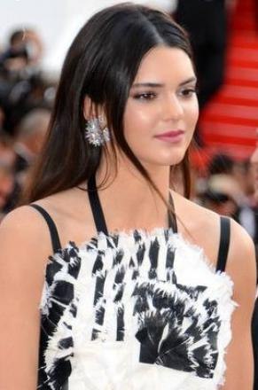 Picture of quotation author Kendall Jenner