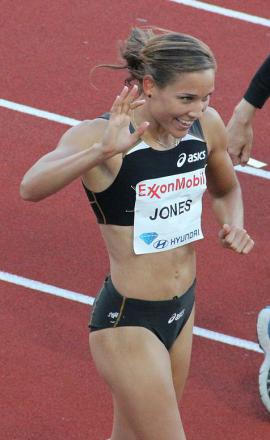 Picture of quotation author Lolo Jones