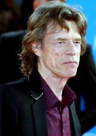 Picture of quotation author Mick Jagger