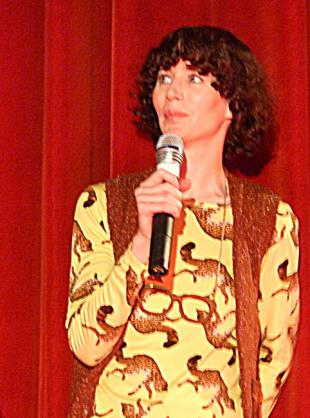 Picture of quotation author Miranda July