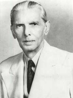 Picture of quotation author Muhammad Ali Jinnah