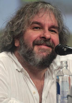 Picture of quotation author Peter Jackson