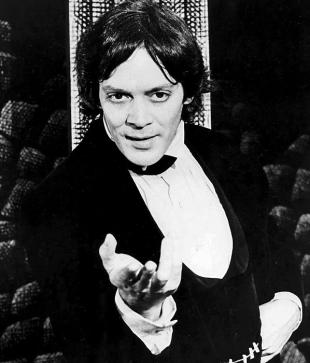 Picture of quotation author Raul Julia