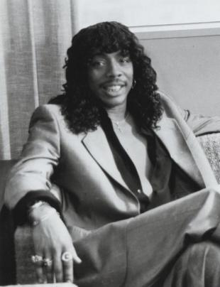 Picture of quotation author Rick James