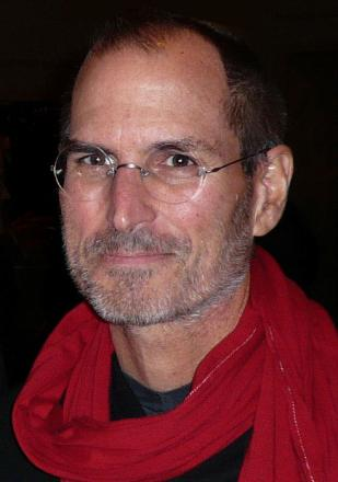 Picture of quotation author Steve Jobs