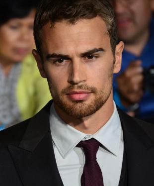 Picture of quotation author Theo James