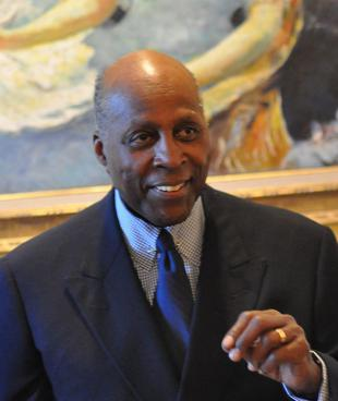Picture of quotation author Vernon Jordan