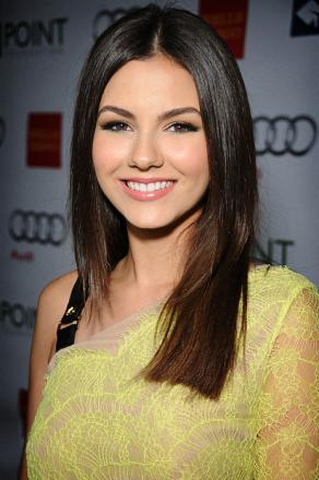 Picture of quotation author Victoria Justice