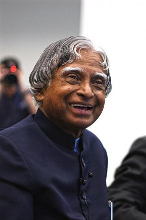 Picture of quotation author A. P. J. Abdul Kalam