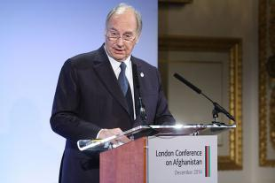 Picture of quotation author Aga Khan IV