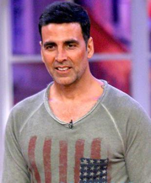 Picture of quotation author Akshay Kumar