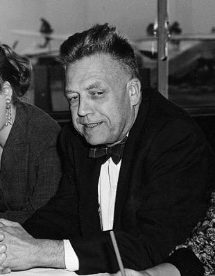 Picture of quotation author Alfred Kinsey