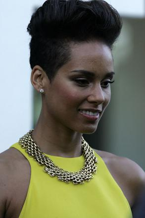 Picture of quotation author Alicia Keys