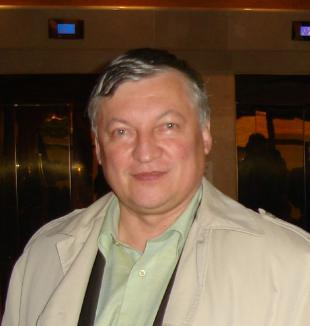 Picture of quotation author Anatoly Karpov