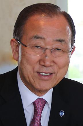 Picture of quotation author Ban Ki-moon
