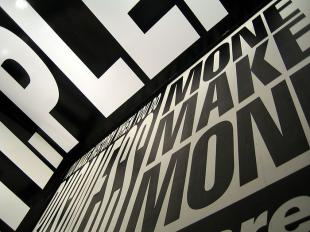 Picture of quotation author Barbara Kruger