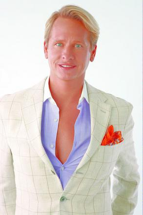 Picture of quotation author Carson Kressley