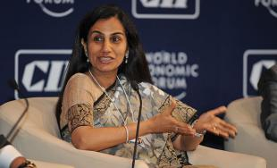 Picture of quotation author Chanda Kochhar