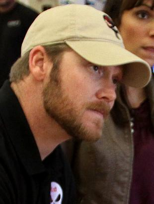Picture of quotation author Chris Kyle