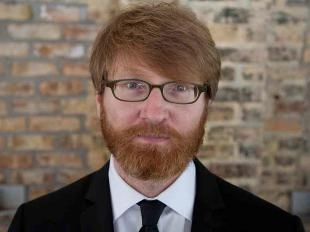 Picture of quotation author Chuck Klosterman