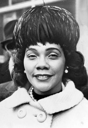 Quotes By Coretta Scott King QuoteParrot Mesmerizing Coretta Scott King Quotes