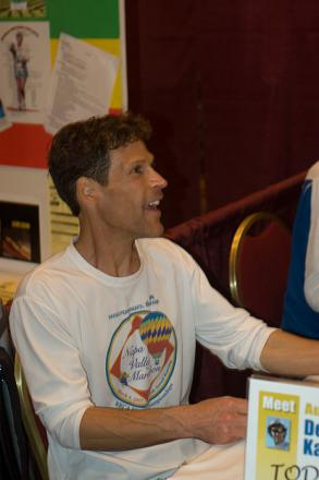 Picture of quotation author Dean Karnazes